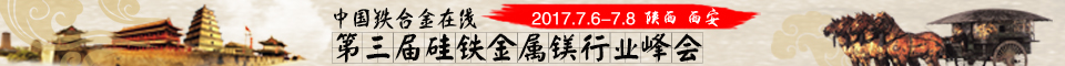 2017硅镁会议首页通栏广告