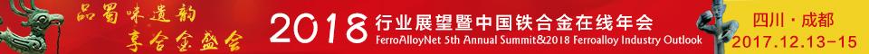 2017中国铁合金年会