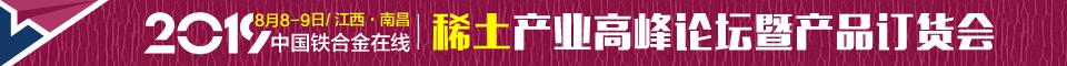 2019年南昌稀土高峰���