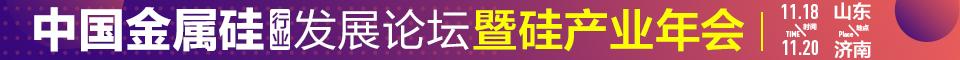 济南金属硅年会