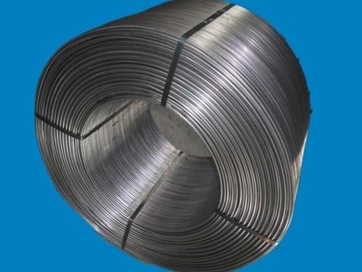 钛铁包芯线市场维稳运行