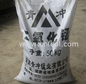 二氧化锰 锰砂滤料 电解二氧化锰
